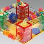 Kavez za hrčka: Šta treba da sadrži kavez za hrčka?