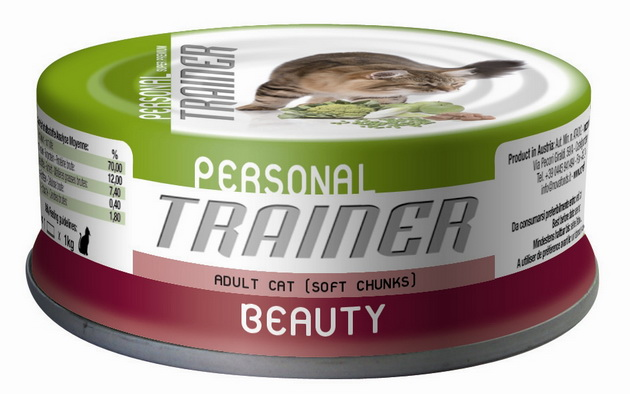 Trainer Natural Personal Beauty