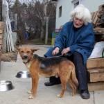BEOGRAD: Baka Olga (78) dva puta nedeljno putuje po dva sata kako bi obišla svog psa Dabu u Prihvatilištu!