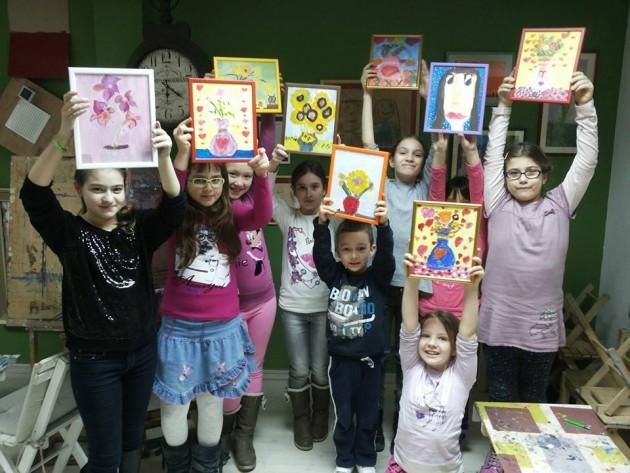 deca crtaju kucne ljubimce petface