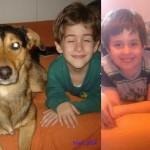 SJAJNO: Biljana fotografiše odrastanje sinova Jovana (10) i Đorđa (7) uz psa Paka! (FOTO)