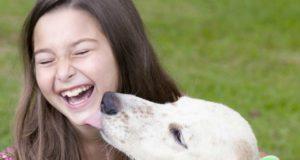 Poljupci sa psom petface
