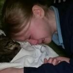 Devojčica (10) napisala oproštajno pismo maci, koju je veterinar GREŠKOM uspavao!