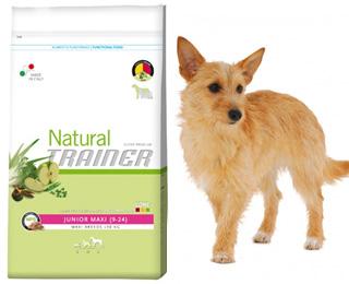 natural trainer hrana za pse petface