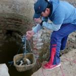 NIŠ: Nakon tri dana borbe, Aleksandar spasio psa iz bunara!