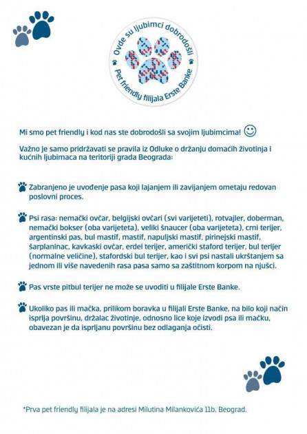 pet friendly objekti petface