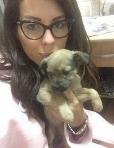 NJENA LJUBAV NE POZNAJE GRANICE: Seka Aleksić udomila JOŠ jednog psa! (FOTO)