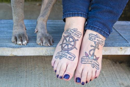 SJAJNA KAMPANJA: Vlasnici sa tetovažama i njihovi udomljeni ljubimci u borbi protiv stereotipa!