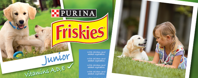 friskies junior psi petface