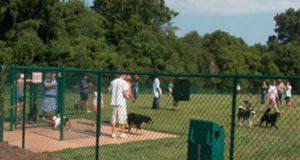 Park za pse na Banovom Brdu petface