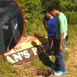 Tinejdžeri spasili pitbula bačenog u kanalizaciju! (VIDEO)