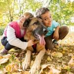 Dokazano: psi uče decu životnim lekcijama!