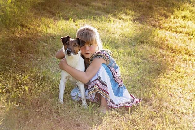 psi uče decu petface