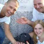 HODAMO SA NJIMA: Mark i Pajo u Lajkovcu