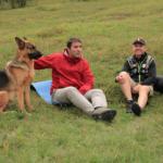 HODAMO SA NJIMA: Mark i Pajo, na putu od Valjeva do Tare