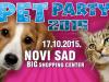 Pet Party u Novom Sadu petface
