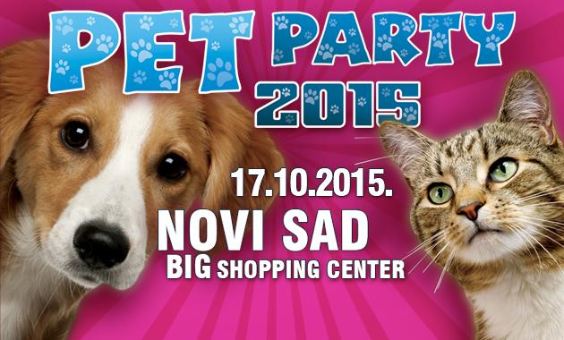 ULEPŠAJTE svoje pse petface Pet Party petface