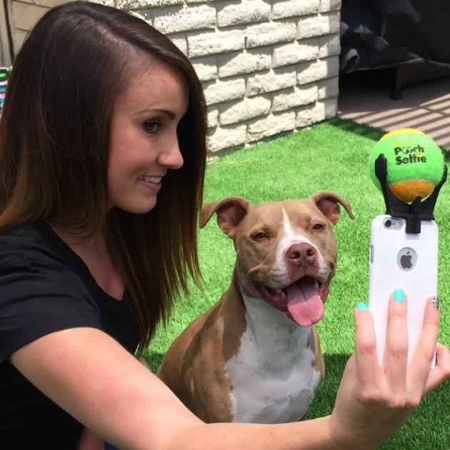 savršen selfi sa vašim psom petface