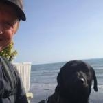 OD SKADRA DO DRAČA: Irac i njegov pas Pajo i dalje neumorno koračaju
