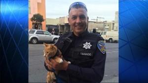 Mačka sprečila samoubistvo petface
