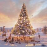 16 MILIONA PREGLEDA: Božićna reklama o životinji koja nikada nije doživela Božić!