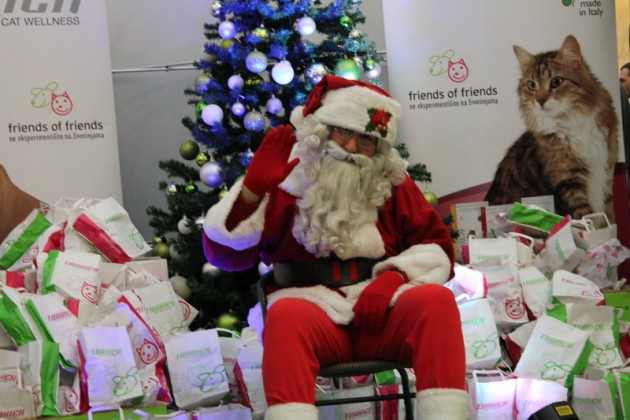 Deda Mraz za ljubimce petface