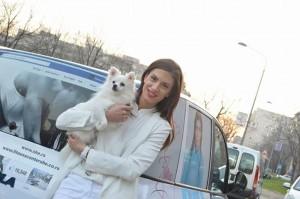 Ivana Španović prikuplja sredstva za sterilizaciju petface