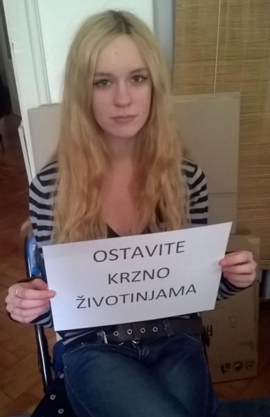 Za Srbiju bez krzna petface