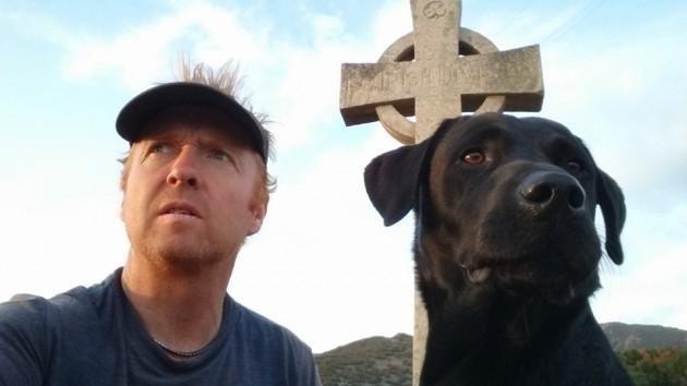Irac Mark i labrador Pajo petface