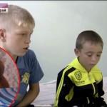 MALI HEROJ: Pas Tosia spasio dečake od medveda! (VIDEO)