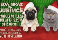Deda Mraz stiže i u Kragujevac petface