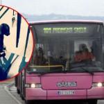 OMILJENI VOZAČ GSP-a: Uneo štene sa ulice u autobus i spasio mu život!