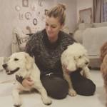 """Nataša Bekvalac pronašla psa – """"Da li je neko traži? Do tada će biti kod mene""""!"""