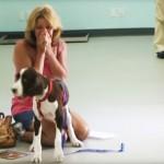REAKCIJA vlasnice koja nakon 3 meseca dolazi po svog bolesnog psa, ulepšaće vam dan!