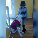 ČUDO: Autistični dečak ponovo sa svojim psom koji je misteriozno nestao!