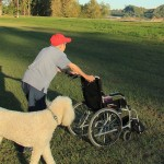 Baka Nora (90), krenula je u obilazak zemlje sa porodicom i psom!