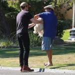 Rajan Gosling spasio je odbeglog psa sa ulice!