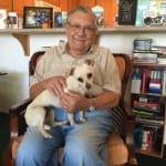 Ima 90 godina i upravo je UDOMIO jednog psa iz azila!