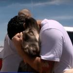 VIDEO: Ovaj vojnik je udomio psa iz Iraka i doveo ga u svoj dom u Kaliforniji!