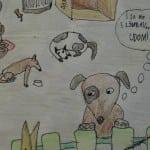 BUDI HUMAN, PODELI VEST: U nedelju humanitarna akcija za napuštene pse u Novom Sadu!