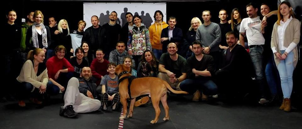 """Animal Rescue Serbia"" petface"
