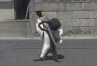 Pingvin La La petface