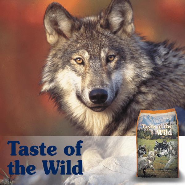 litice taste of the wild petface