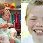 Nakon saobraćajne nesreće, u kojoj je zadobio teške povrede, ovaj dečak se oporavio zahvaljujući psu!