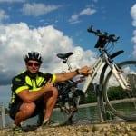 ZORAN JE CAR: Biciklom će proći 1.400km za pomoć napuštenim životinjama Srbije!