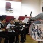 BRAVO: Đaci muzičke škole iz Pančeva sviraju za napuštene pse!