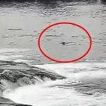 BESKONAČNO LAJKOVA: Devojka skočila u ledenu Unu i izvukla psa! (VIDEO)