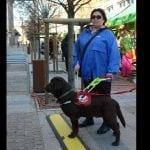 BEOGRAD: Vesni i Astoru, njenom psu vodiču slepih, nisu dozvolili ulazak u objekat!
