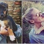 """Video koji će vam ulepšati ponedeljak: Evo kako Nataša Bekvalac """"priča"""" sa psom Jucom!"""