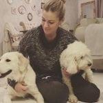 HUMANA NA MAMU: Ćerka Nataše Bekvalac spasila štene sa ulice!